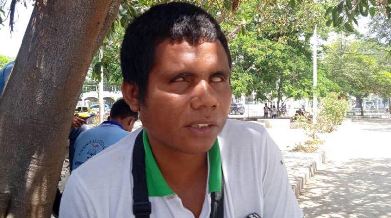 "Leonito ""Defisiensia Matan"" Fa'an Sasan iha Lurón Tanba Lakohi Tane Liman"